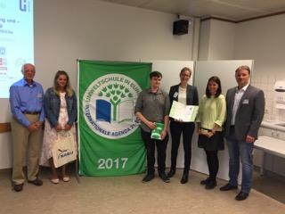 Umweltschule 2017